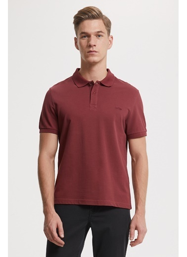 Lee Cooper Tişört Bordo